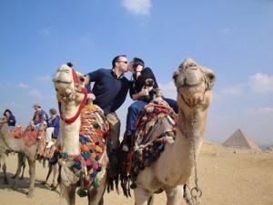 pyramids, camel, Cairo